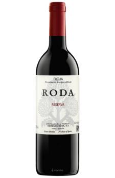 BODEGAS RODA  Roda Reserva  2016