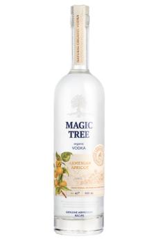 MAGIC TREE organic vodka Armenian Apricot