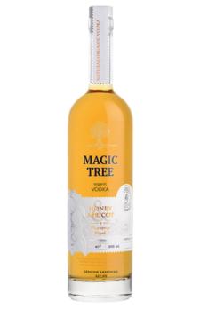MAGIC TREE organic vodka  Honey Apricot