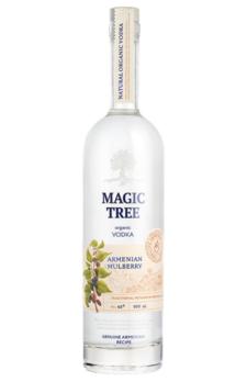 MAGIC TREE organic vodka  Armenian Mulberry
