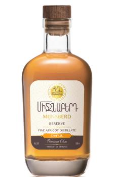 MIJNABERD  Apricot Distillate  Reserve