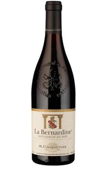 M. CHAPOUTIER  La Bernardine 2016