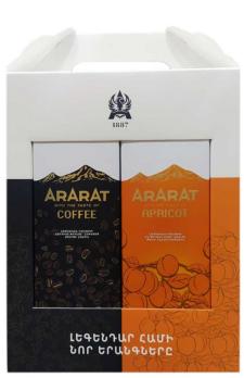 ARARAT Coffee & ARARAT Apricot  Twin Pack
