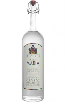 POLI DISTILLERY  Maria Organic Grappa