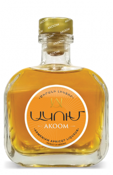 MIJNABERD Akoom  Apricot Liqueur