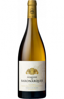 DOMAINE DE BARONARQUES Chardonnay  2015