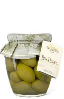 AGRICOLA FRATEPIETRO  Green Olive GGG