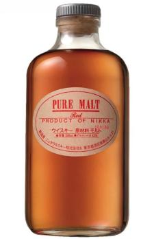 "NIKKA  ""Red"" Pure Malt"