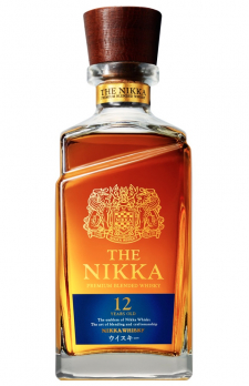 "NIKKA  ""The NIKKA""  12 years old"