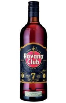 HAVANA CLUB  7 Años