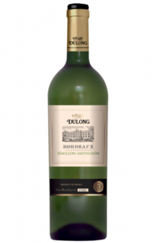 DULONG  Sémillon - Sauvignon  Bordeaux 2018