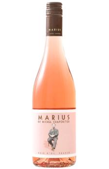 """M. CHAPOUTIER """"Marius"""" Rosé  Pays d'Oc 2017"""