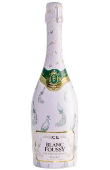 "BLANC FOUSSY ""ICE"" Chardonnay Demi-Sec"
