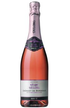 DULONG Crémant de Bordeaux  Rosé Brut