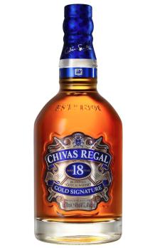 CHIVAS RIGAL  18 year old