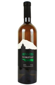 VOSKEVAZ  Dry White 2017