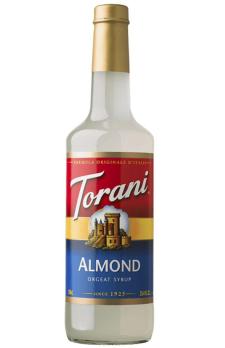TORANI Almond (Orgeat)  + Torani Almond (gift)