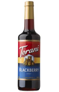 TORANI Blackberry  + Torani Almond (gift)