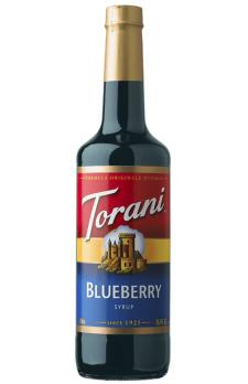 TORANI Blueberry  + Torani Almond (gift)