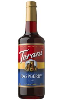 TORANI Raspberry  + Torani Almond (gift)