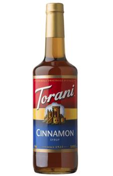 TORANI Cinnamon  +  TORANI Strawberry (gift)