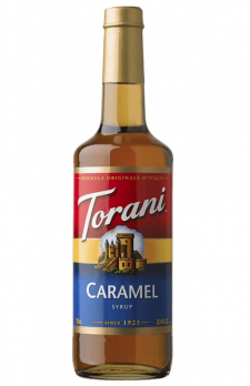 TORANI Caramel  +  TORANI Strawberry (gift)