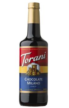 TORANI Chocolate Milano  +  TORANI Strawberry (gift)