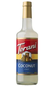 TORANI Coconut  + TORANI  Cherry