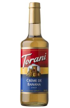 TORANI Crème de Banana  + TORANI  Cherry