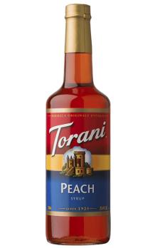 TORANI Peach  + TORANI  Cherry