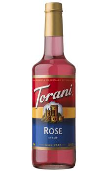 TORANI Rose  + TORANI  Cherry