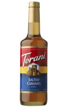 TORANI Salted Caramel  + TORANI  Cherry
