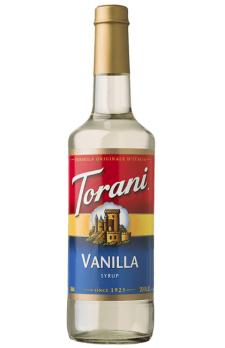 TORANI Vanilla  + TORANI  Cherry