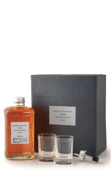 NIKKA From The Barrel (gift set 2 glasses & pourer)