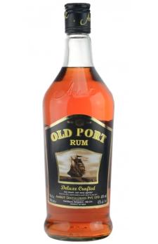 AMRUT Old Port  Deluxe Matured Rum