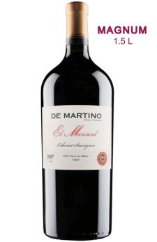 DE MARTINO  El Mariscal  Cabernet Sauvignon 2007 MAGNUM in box, Limited Edition