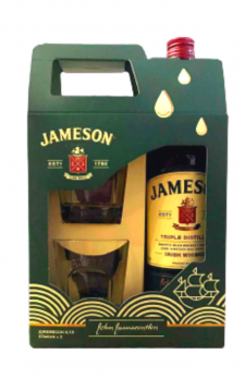 JAMESON  2 Glasses Pack