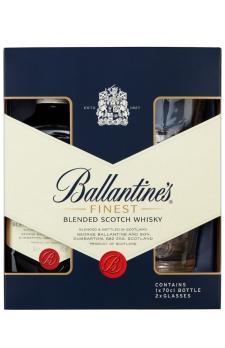BALLANTINE'S Finest 2 Glasses Pack