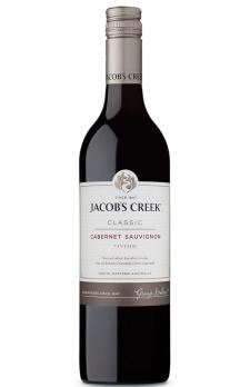 JACOB'S CREEK Classic Cabernet Sauvignon 2018