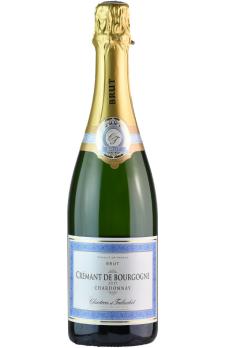 CHARTRON ET TREBUCHET  Crémant De Bourgogne  Chardonnay 2017