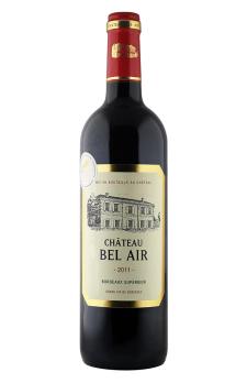 CHÂTEAU BEL AIR  Bordeaux Supérieur 2014