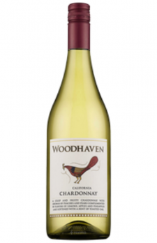 WOODHAVEN VINEYARD Chardonnay 2018