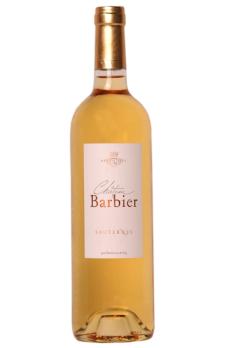CHÂTEAU  BARBIER Sauternes 2007
